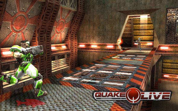 Quake Live. Изображение № 3.