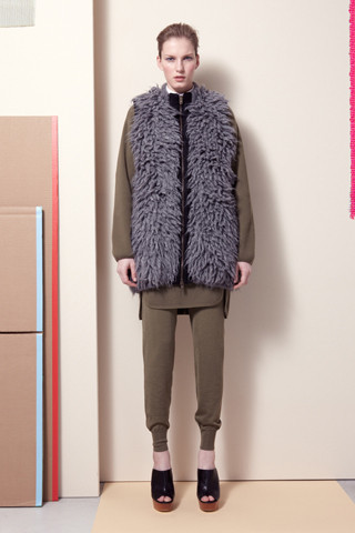 Stella McCartney Pre-Fall 2012. Изображение № 11.