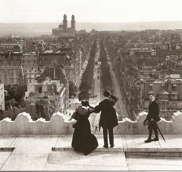 Фотографии старого Парижа. Изображение № 20.