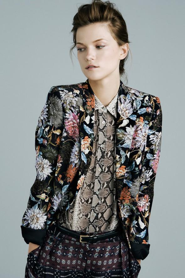 Лукбук: Zara November 2011. Изображение № 2.