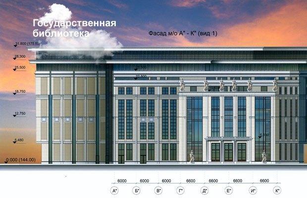 Редизайн: Российская государственная библиотека. Изображение № 6.
