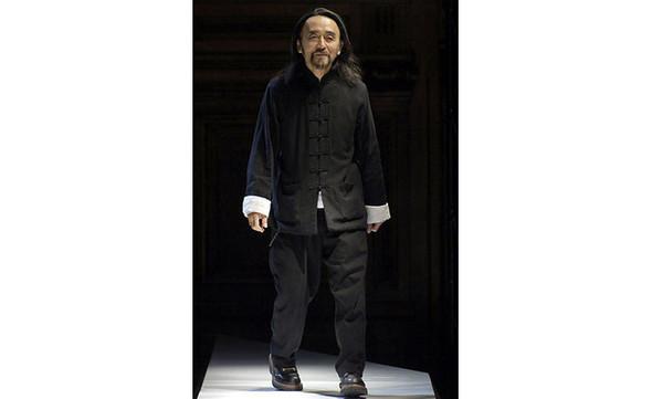Японский вклад в haute couture. Изображение № 43.