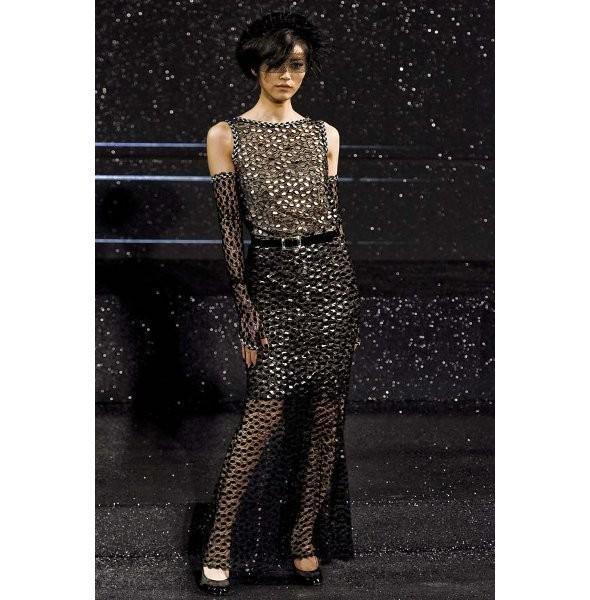 Изображение 8. Показ коллекции Chanel Haute Couture FW 2011.. Изображение № 8.