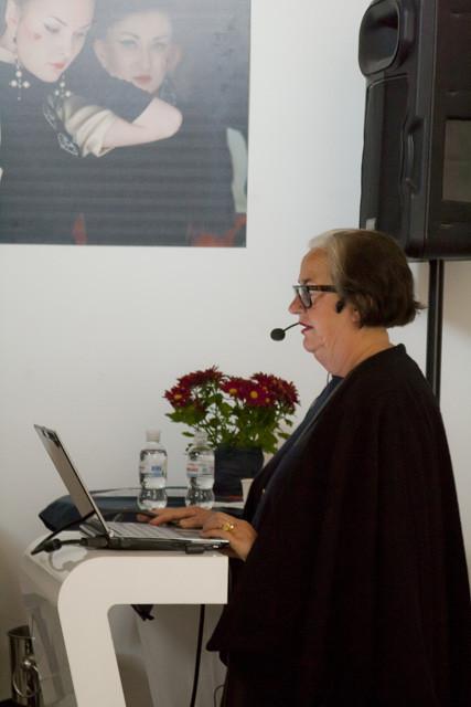 Фотоотчет о семинаре Лидевью Эделькорт в Киеве. Изображение № 16.
