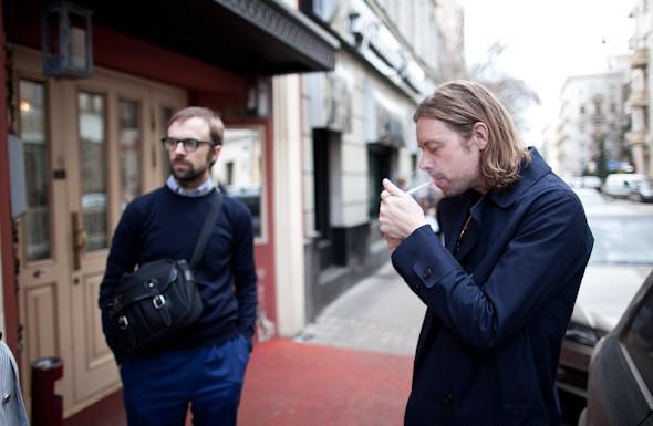 День с Питером Йенсеном: Разговоры о ретейле и шопинг в Москве. Изображение № 15.