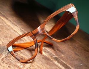 Деревянные оправы отUrban Spectacles. Изображение № 1.