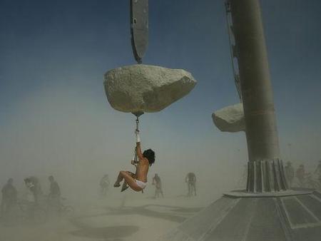 """Фестиваль """"Burning Man! """" вНеваде. Изображение № 20."""