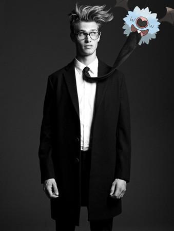 Фэшн-иллюстрация: Мода и покемоны. Изображение № 5.
