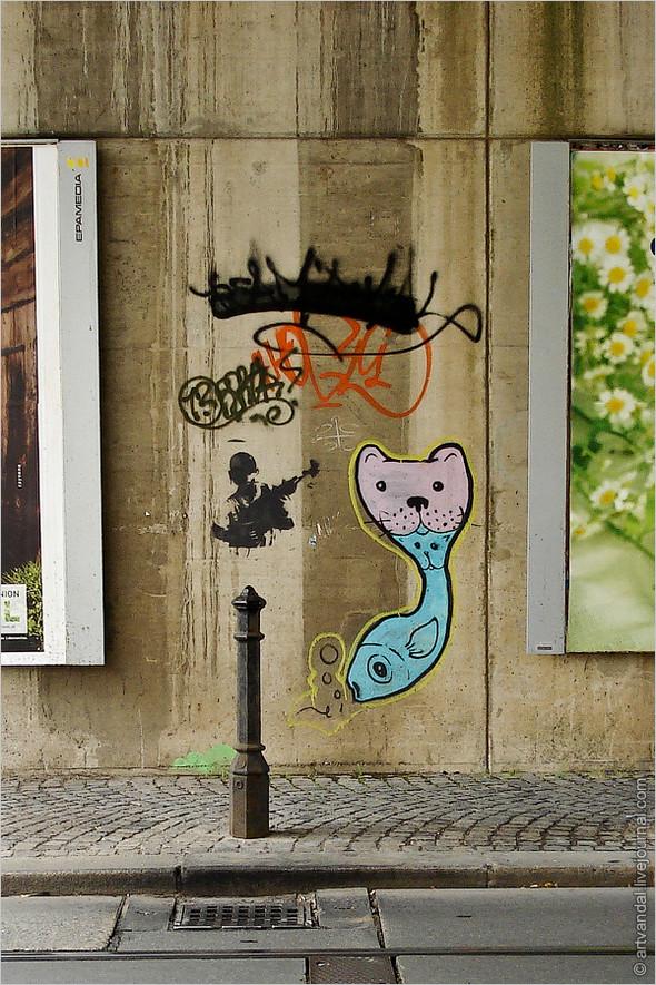 Стрит-арт из Вены. Изображение № 18.