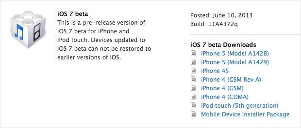 Как установить iOS 7 раньше всех. Изображение № 4.