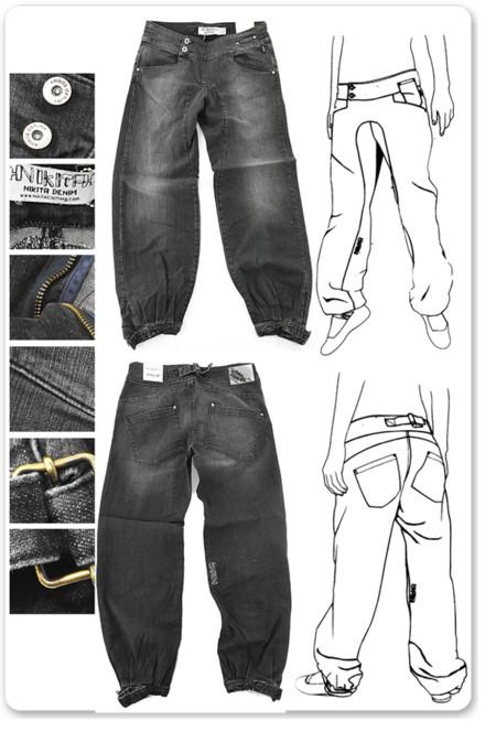 Nikita Jeans fallwinter 08. Изображение № 4.