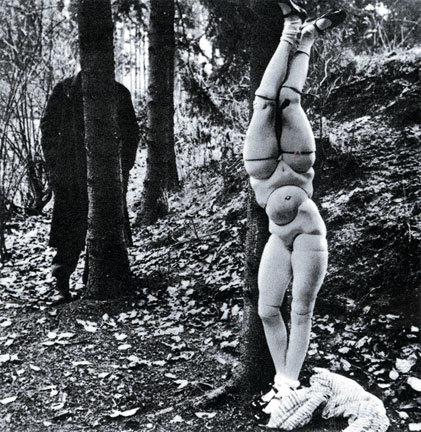 Сюрреалистические куклы Ханса Беллмера. Изображение № 8.