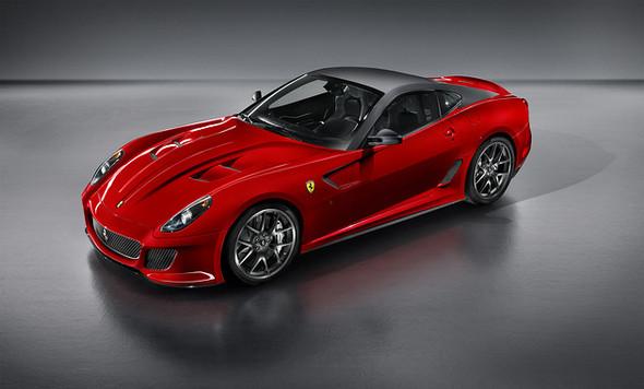 10 самых красивых Ferrari по версии Forbes. Изображение № 10.