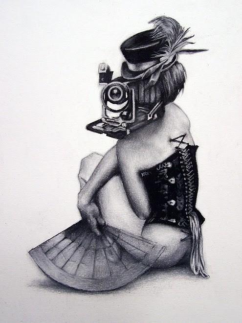 Женственный машинариум Джефри Ритчера. Изображение № 13.