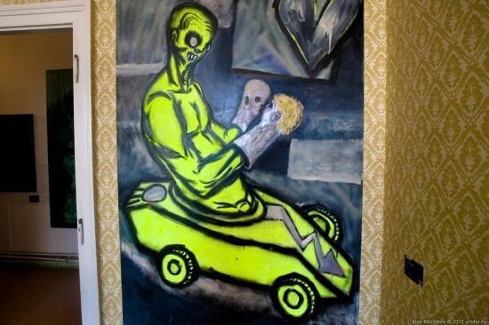 Музей современного искусства в Чехии: Искусство и шок. Изображение № 28.