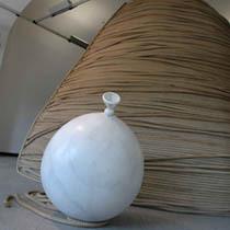 Воздушный шарик идругие чудеса измрамора. Изображение № 1.
