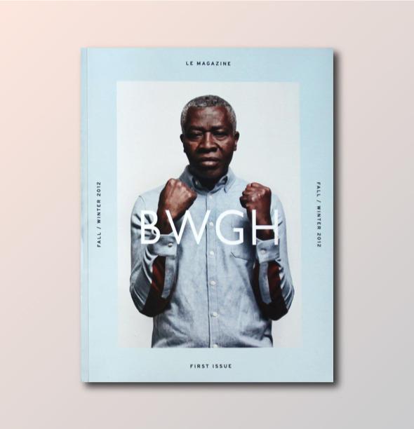 Обложки недели: Журнал New Balance, The Big Issue и скандальная обложка о Папе Римском . Изображение № 9.