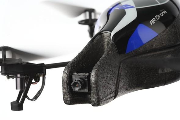 Parrot AR.Drone. Полетели!. Изображение № 4.