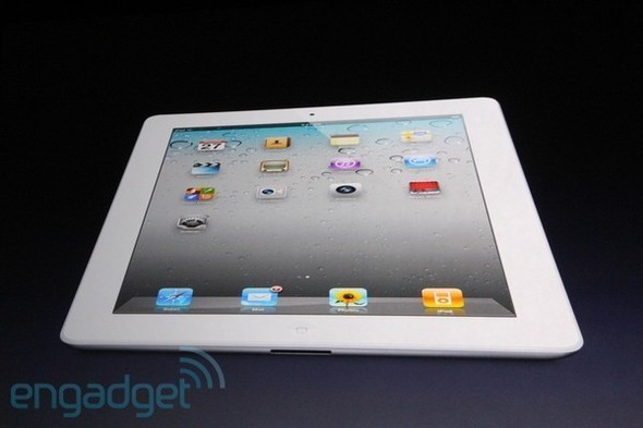 Изображение 8. Компания Apple представила вторую версию планшета iPad.. Изображение № 1.