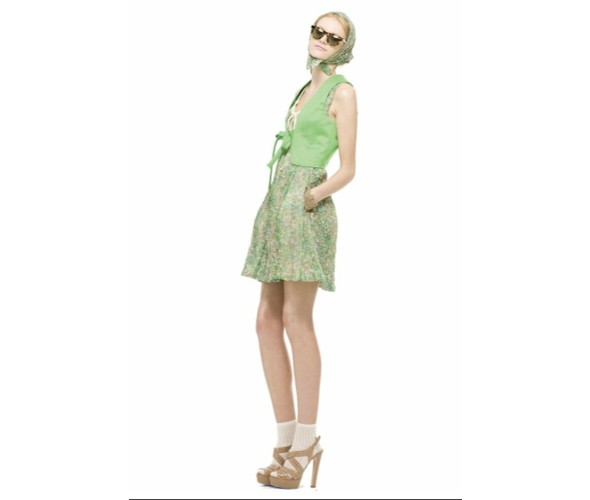 Женские лукбуки: Lauren Moffatt, Zara TRF и Urban Outfitters. Изображение № 8.
