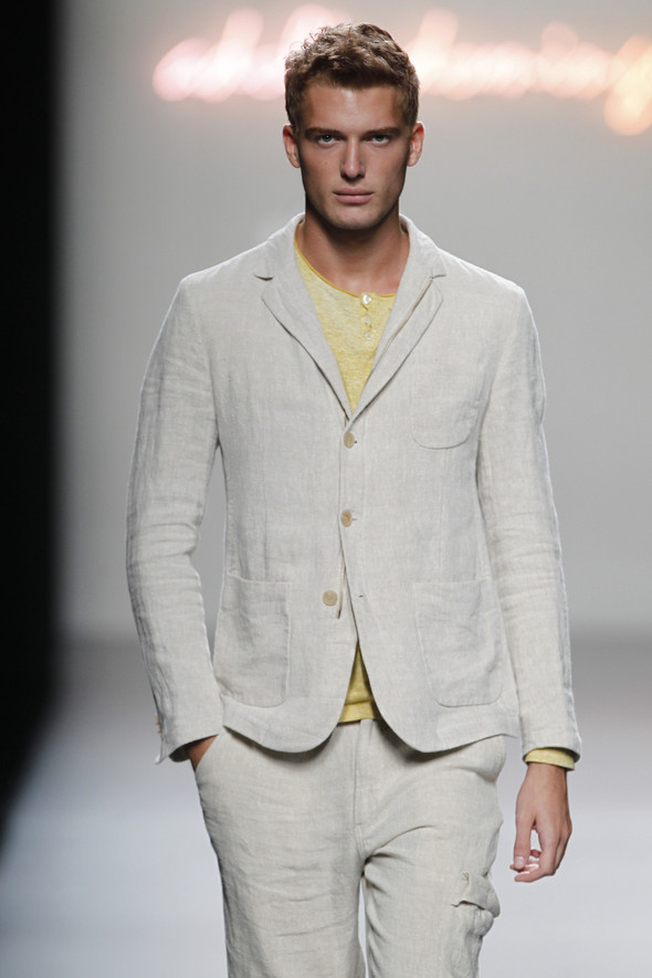Madrid Fashion Week SS 2012: Adolfo Dominguez. Изображение № 5.