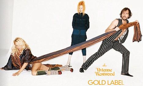 Линия денима Vivienne Westwood для Lee. Изображение № 11.