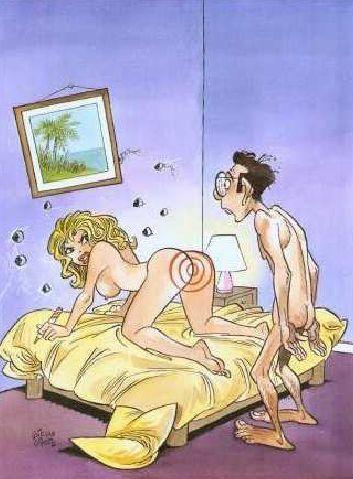 15 Смешных историй просекс отВуди Аллена ине только. Изображение № 1.