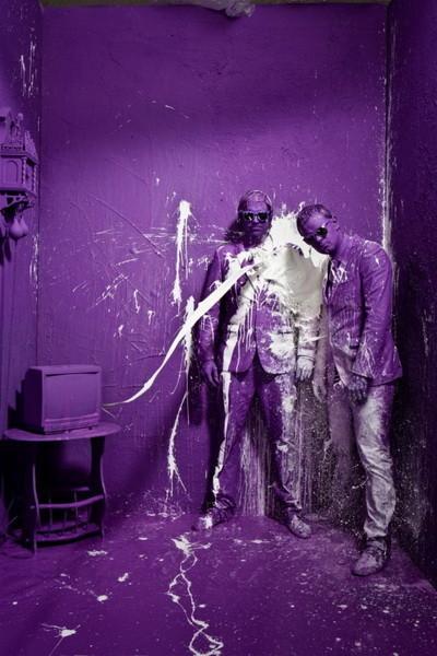 Всё фиолетово. Изображение № 3.
