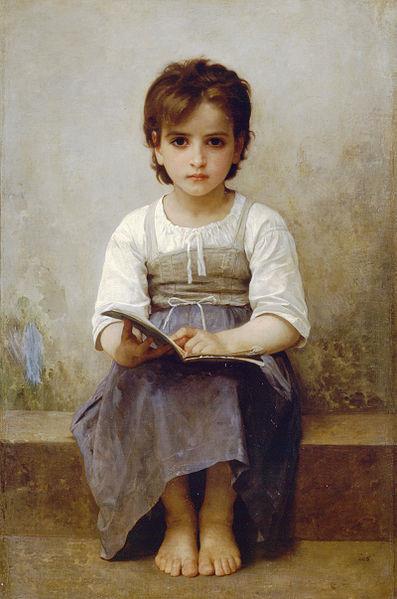 Французский живописец Адольф Вильям Бугро. Изображение № 22.