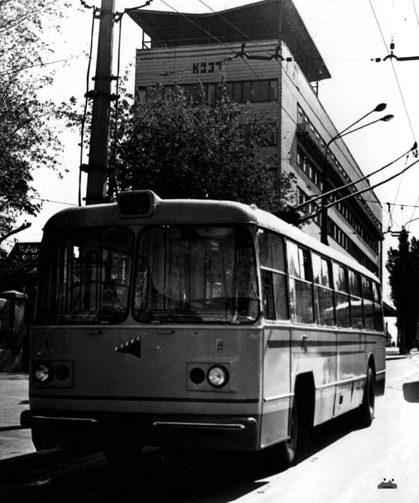 Первые троллейбусы. Изображение № 46.
