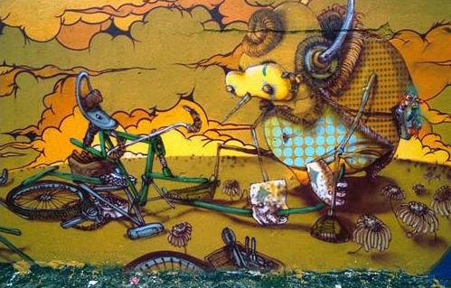 Стены Рио-де-Жанейро. Изображение № 63.