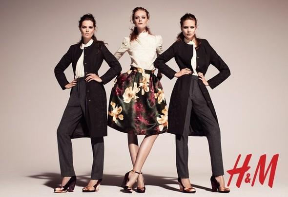 Лукбук: H&M Conscious Collection 2011. Изображение № 5.