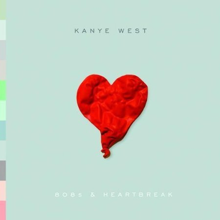 "Kanye West. ""808s & Heartbreak"". Изображение № 1."