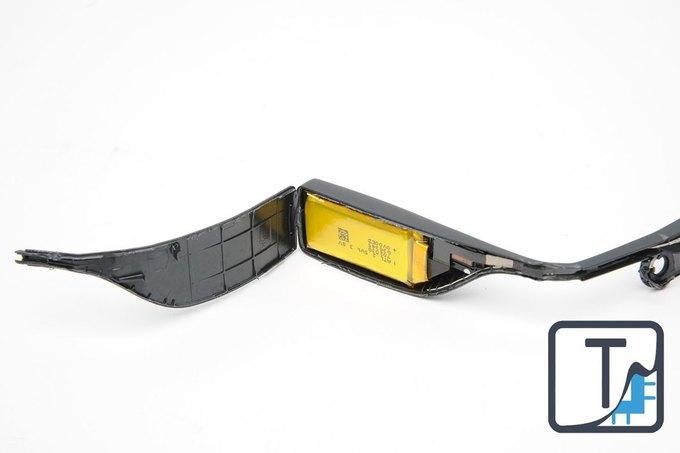 Исследователи назвали себестоимость аппаратной части Google Glass . Изображение № 11.