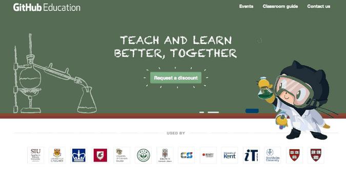 GitHub запустил образовательный сервис. Изображение № 1.