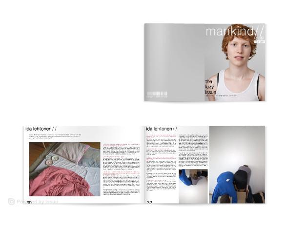 Лучшие журналы месяца наissuu. com. Изображение № 2.