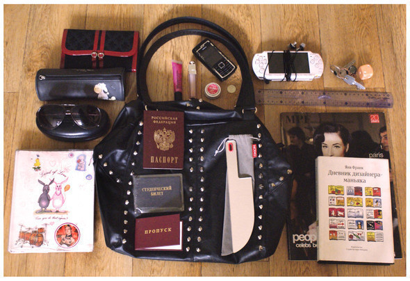Look at Me: What's in your bag? Часть 2. Изображение № 14.
