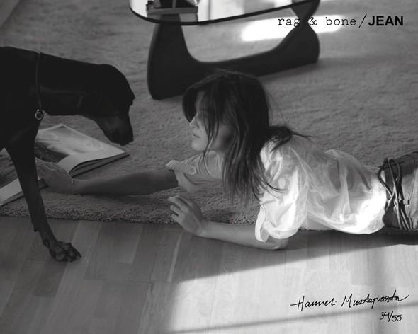 Кампания: Ханнели Мустапарта для Rag & Bone. Изображение № 36.
