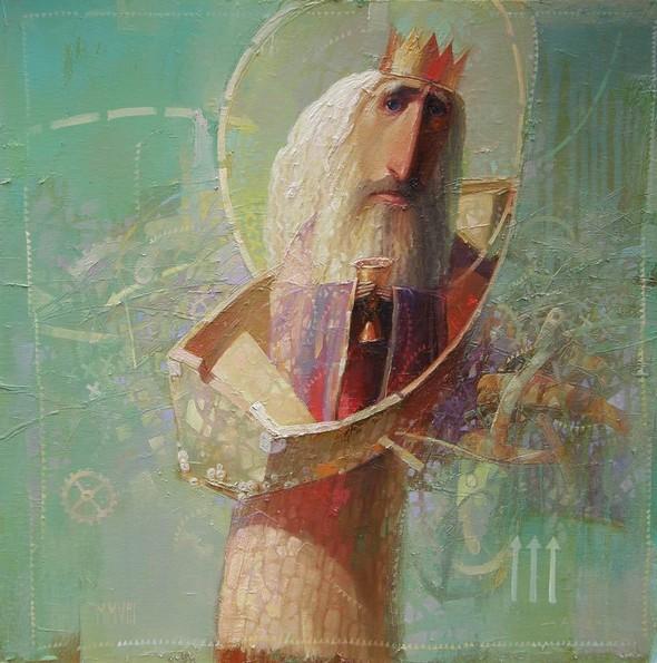 Украинский художник Александр Антонюк. Изображение № 11.
