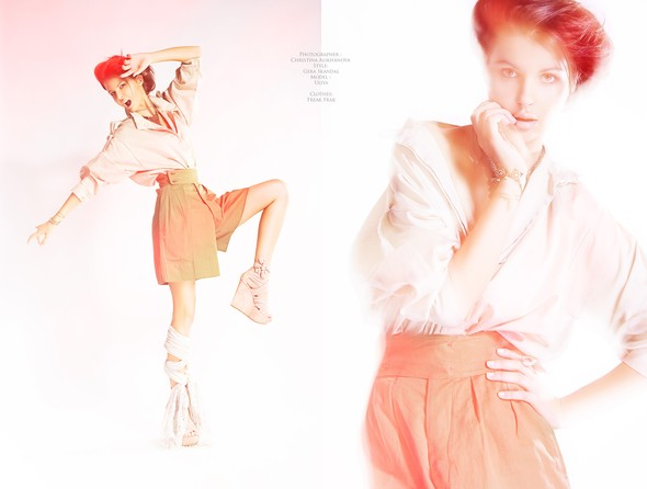 Freak Frak and magazine editorial. Изображение № 7.