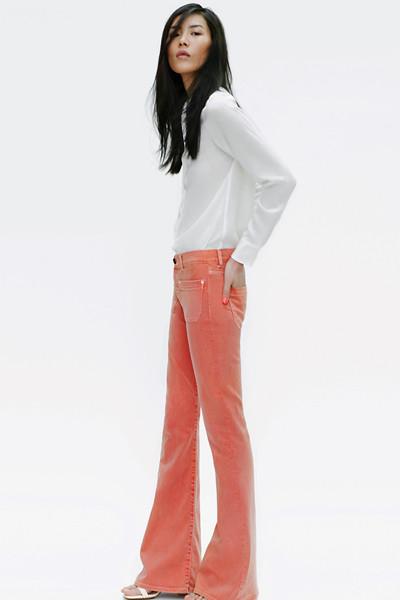 Лукбук: Zara April 2012. Изображение № 5.