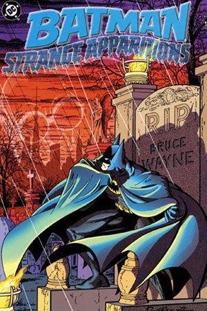 15 лучших комиксов  о Бэтмене. Изображение № 33.