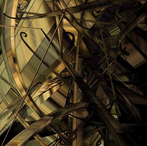 Буйство цифровой фантазии Марка Кнола. Изображение № 5.