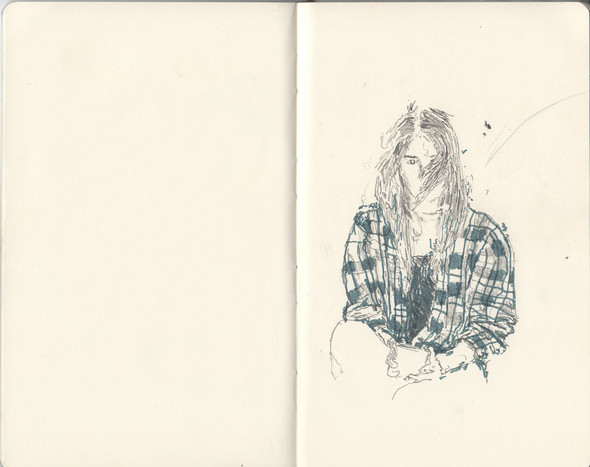 В тонких и резких штрихах: не повседневные иллюстрации. Изображение № 11.