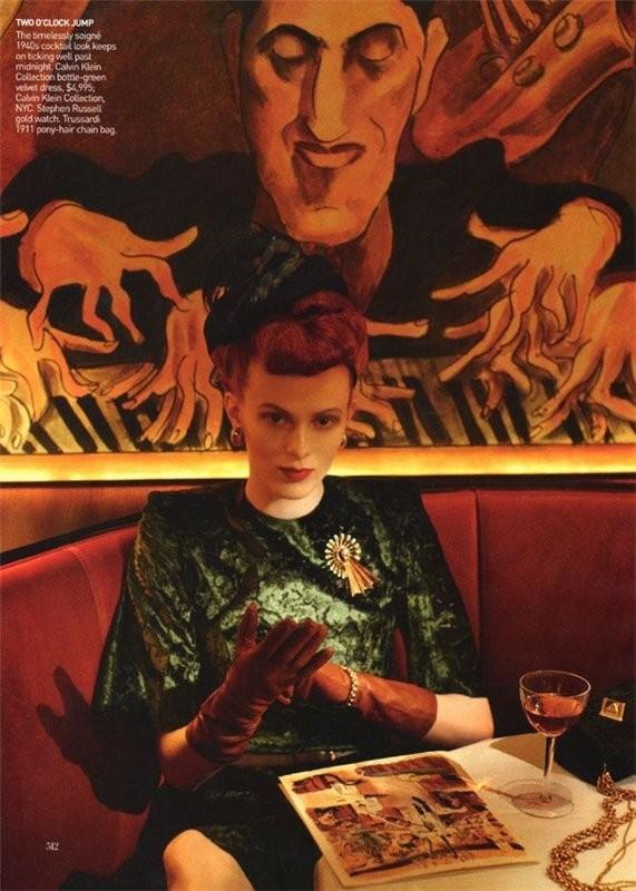 InThe Mood. Vogue US September 2009. Изображение № 10.