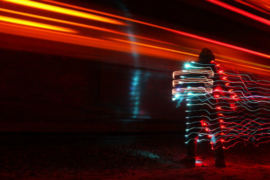 Да будет свет: 7 мастеров по световым граффити. Изображение № 41.