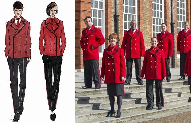 С иголочки:  11 дизайнерских униформ. Изображение № 15.