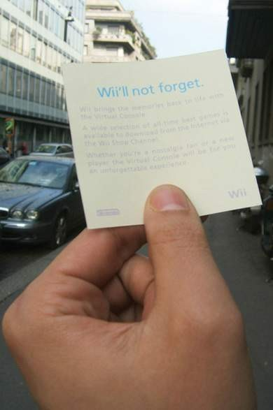 Изображение 22. Креативная реклама Post-it.. Изображение № 21.