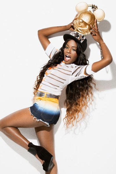 Азилия Бэнкс, хип-хоперша и любительница сипанка. Изображение № 24.