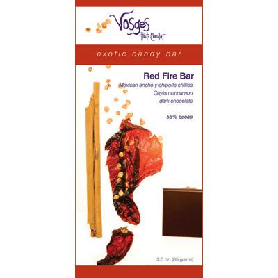 Изображение 1. Vosges: Шоколад с беконом.. Изображение № 3.